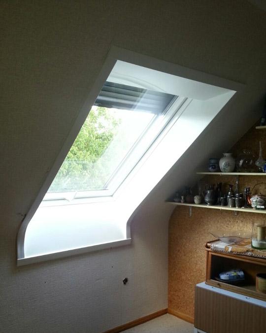 Dachdeckerei in homburg saar andreas bach gmbh co kg - Dachfenster wasser innen ...